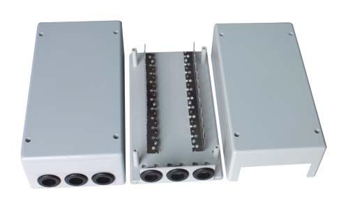 100 boîte de distribution de paires intérieure JA-2045