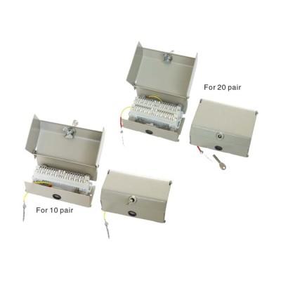 Boîte de distribution en métal à l'intérieur JA-2046