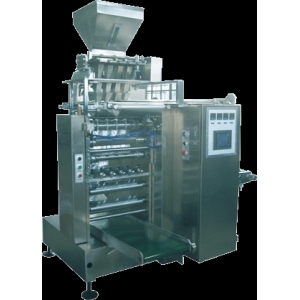 multi-lane packaging machine