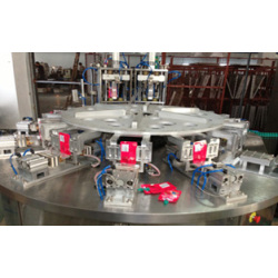 spout bag making machine