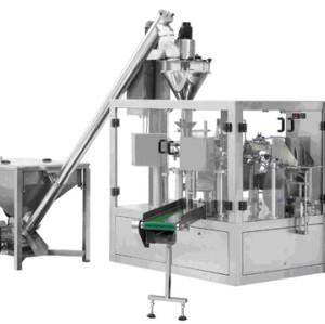 Automatic Bag Powder Filling and Sealing Machine(RZ-200FJ)