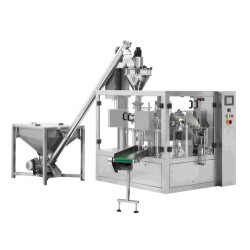 Automatic Bag Powder Filling and Sealing Machine(RZ-200FJ)