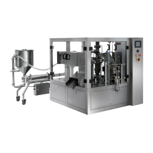 Liquid Pouch Filling and Sealing Machine(RZ6/8-200YT)