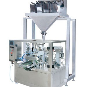 Auto Bag Filling And Sealing Machine For Granule(RZ6/8-200KL)