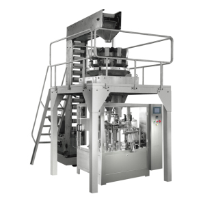 Rotary Pouch Filling and Sealing Machine(RZ6/8-200KZ)