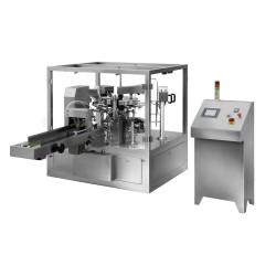 Pre-made Pouch Packaging Machine(RZ6-270)