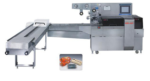 No-tray Pillow Type Packaging Machine
