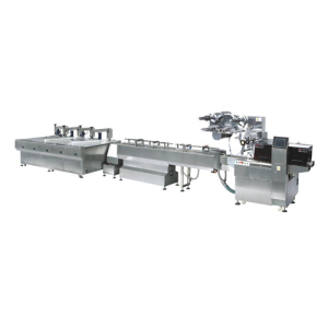 Pillow Type Chocolate Packaging Machine (DXD-660)