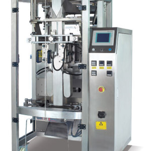 Vertical - Bag form fill and seal machines (4-side Sealing)