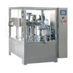 Máquina automática de envasado rotatoria de 6 procesos para bolsas pre-fabricadas(RZ6-200)