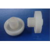 Dual mould equal bevel gear