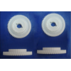 Dual mould spur gear bevel gear