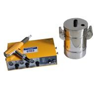 équipement de poudrage électrostatique