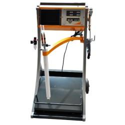Equipos de aplicación electrostática para pintura en polvo