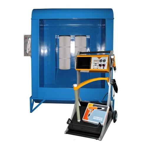 Industrielle, pulverbeschichtung : Grundlagen, Anwendungen, Verfahren