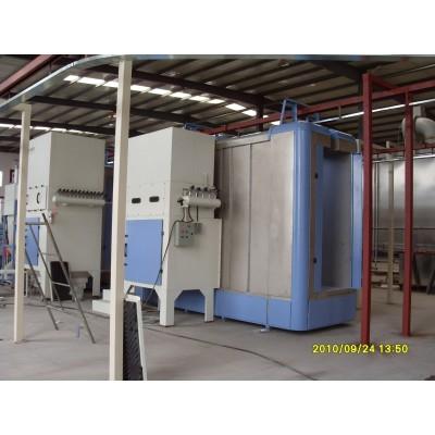 automatische Kabinensysteme, automatische Pulverspritzkabine