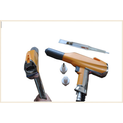 مسدس دهان الكتروستاتيك