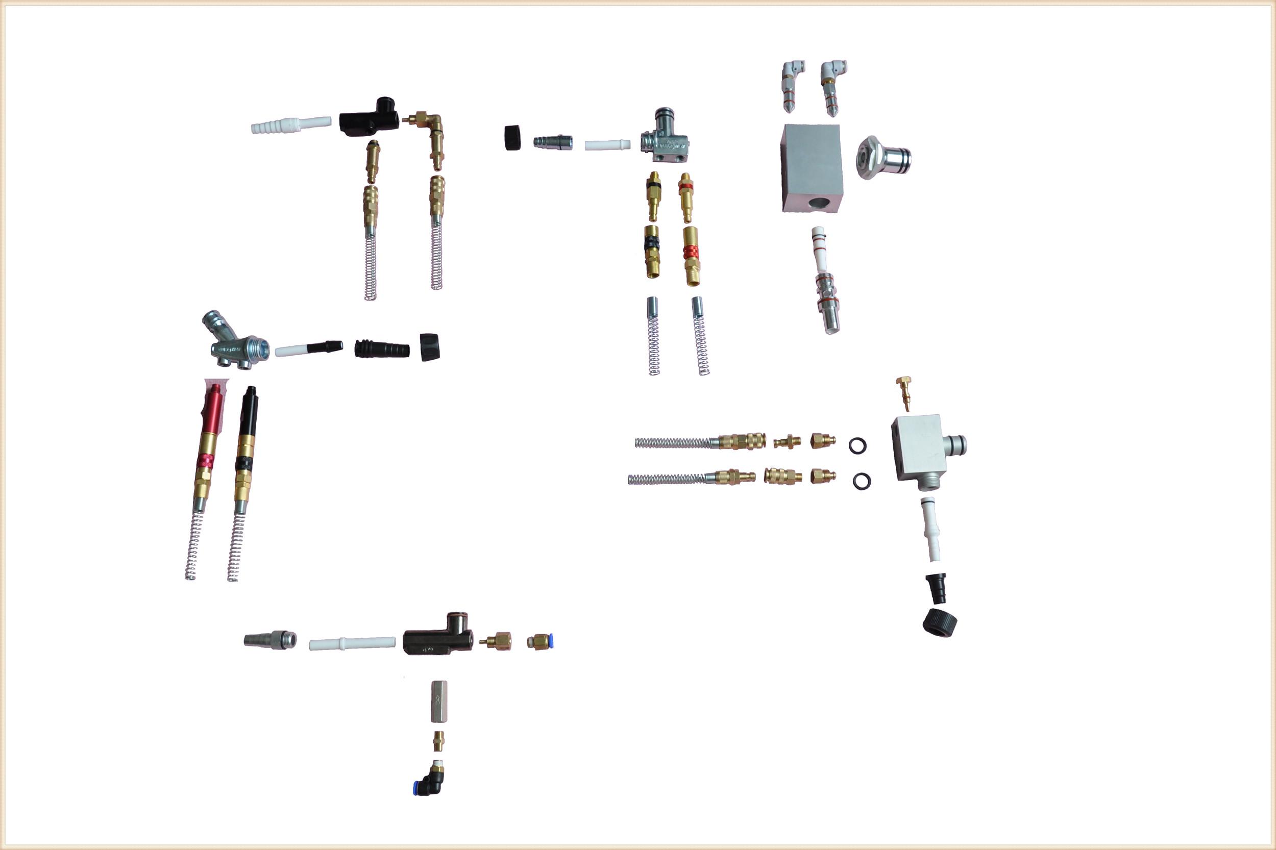 powder coat oven parts