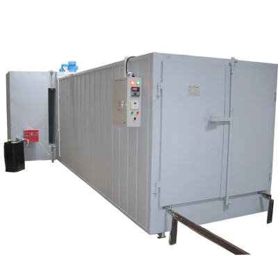 Oil  Powered Powder Coating Ovens for Batch and Process Powder  coating baking