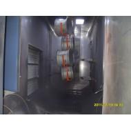 铝合金轮毂粉末喷涂线