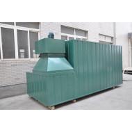环保节能燃气固化烤箱