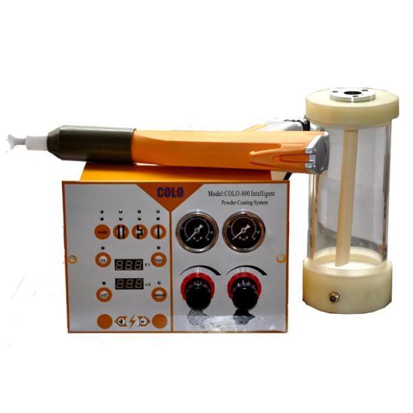colo最智能的小型测试粉末喷涂机