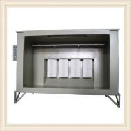 高质量高效率单工位喷房