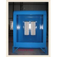 杭州卡罗弗供应喷房、回收装置 成套喷塑设备
