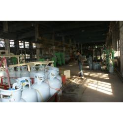 大型工件 煤气瓶 煤气罐 钢瓶 喷涂流水线