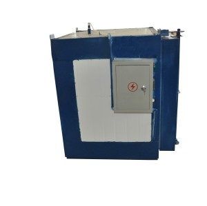 curing oven for powder coating
