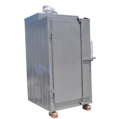 gas powder coat  oven