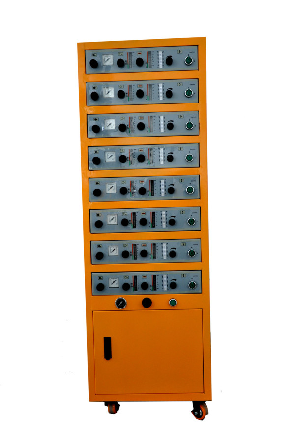 automatic powder control unit cabinet