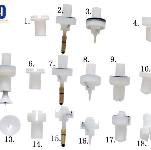 Ersatzteile für Pulverbeschichtungsgerät
