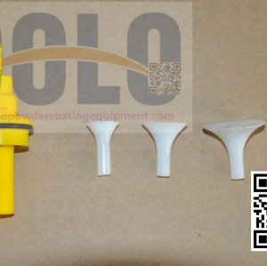 Manaul Spray Gun PEM-X1 Wear parts
