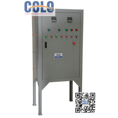 Powder coating Oven Electric control
