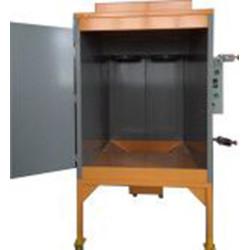 实验室专用喷粉房
