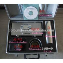 curing oven temperature tracker Oven data logger