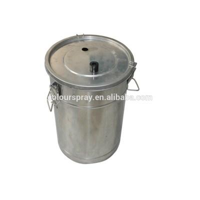 stainless material powder coating hopper