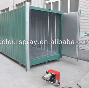 drying curing oven