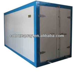 furniture curing oven