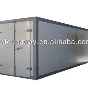 electrostatic paint coating oven