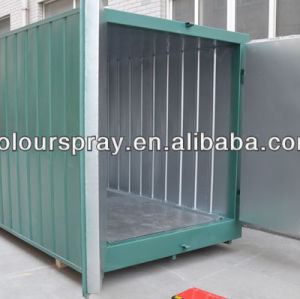 electrostatic drying oven