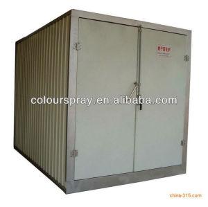 aluminum profiles drying oven