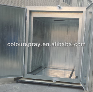 oven for powder coating