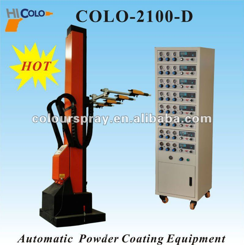 Automatic Electrostatic Spraying Equipment