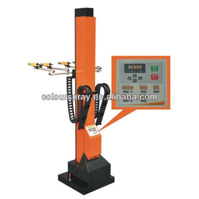 automatic electrostatic powder coating machine