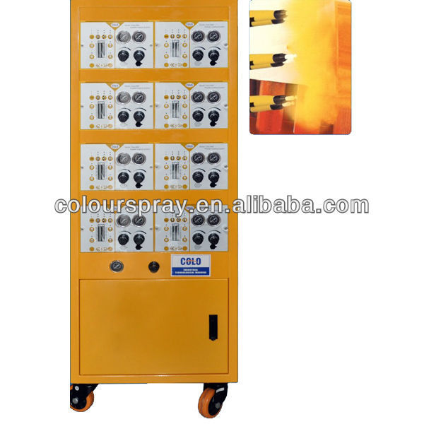 fire extinguisher powder coating equipment