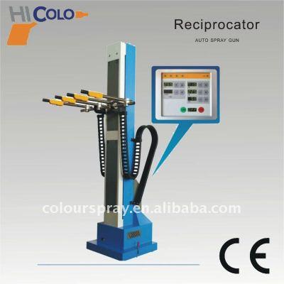 electrostatic powder coating equipment for auto gun