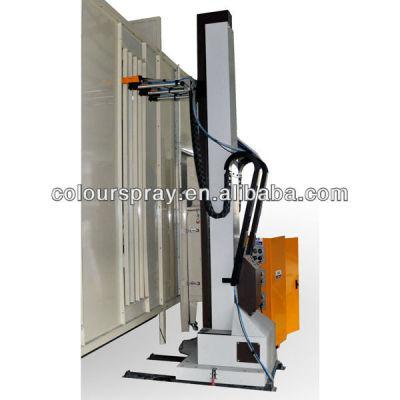 electrostatic spraying equipment