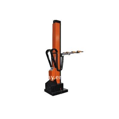 adjustable Reciprocator with automatic spray gun